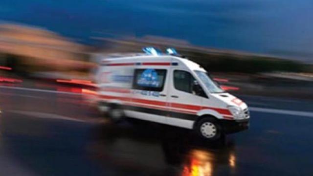 Diyarbakır'da öğrenci servisi şarampole devrildi: 1'i ağır 9 yaralı