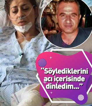 Eşi 15 yerinden bıçakladı! 'Dinlerken acı çektim' dedi