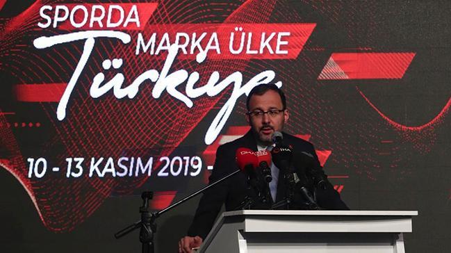 Türkiye, 'Sporda Marka Ülke' Olma Hedefine Emin Adımlarla Yürüyor