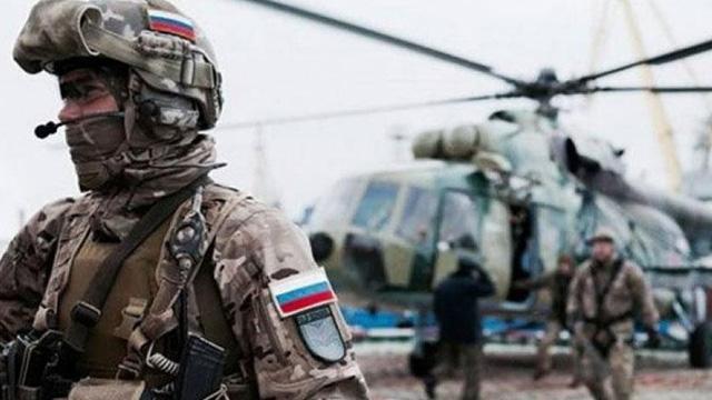 Rusya, Kamışlı'da askeri üs kurdu