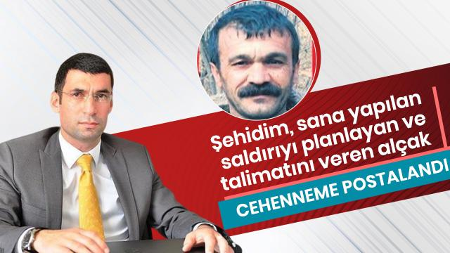 Şehit kaymakam Muhammet Fatih Safitürk'ün intikamı alındı