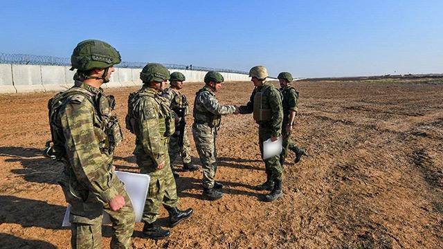 Milli Savunma Bakanlığı: Rusya ile 6. ortak kara devriye tamamlandı