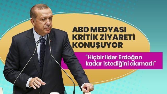 Başkan Erdoğan istediklerini alabilen tek lider!