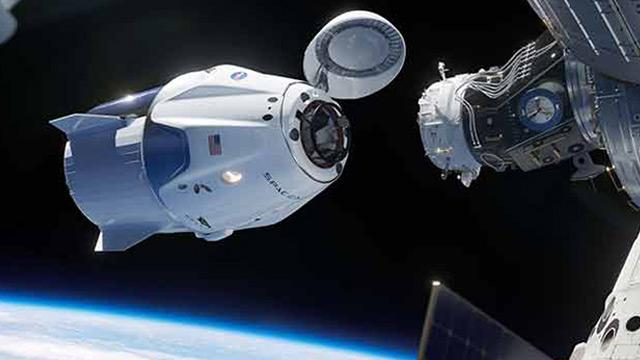 Uzay aracının acil durum durdurma motorları başarıyla test edildi