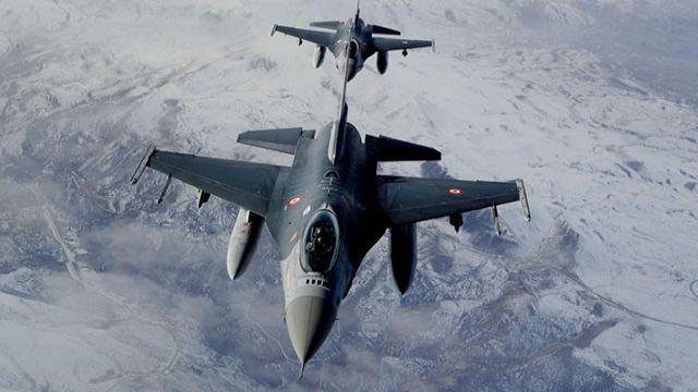 MSB: Irak'ta 6 PKK'lı terörist hava destekli harekatla etkisiz hale getirildi