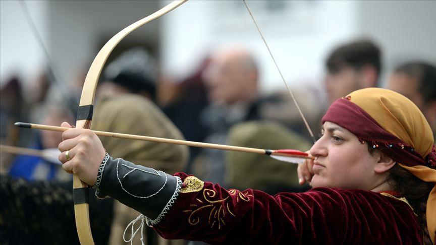 Geleneksel Türk okçuluğuna UNESCO övgüsü