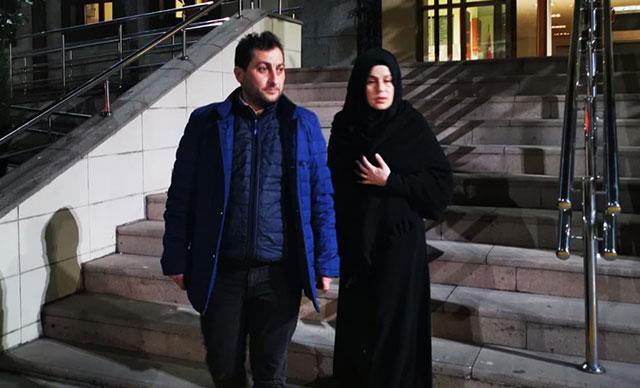 Rabia Naz Vatan'ın babası serbest bırakıldı