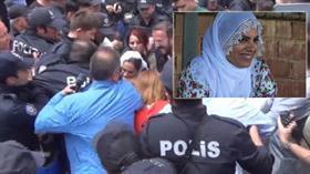Polisimizi ısıran HDP'li vekil Remziye Tosun'un oğlunun bombalarda parmak izi çıktı