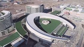 Erzurum Şehir Hastanesinin yüzde 98'i tamamlandı