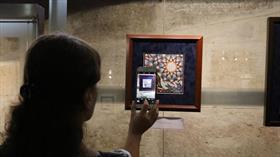 'Geçmişten Geleceğe AYNA' çini sergisi açıldı