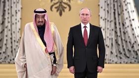 Rusya ve Suudi Arabistan arasında bir ilk! Ve onaylandı