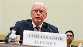 """ABD'nin Suriye Özel Temsilcisi James Jeffrey'den """"Mazlum Kobani"""" açıklaması: Kişilere destek vermiyoruz"""