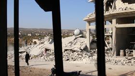 Esed rejimi ve Rusya'nın İdlib'e saldırılarında 7 sivil hayatını kaybetti