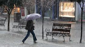 Hava durumu ile ilgili meteoroloji il il uyardı! Sağanak yağış geliyor