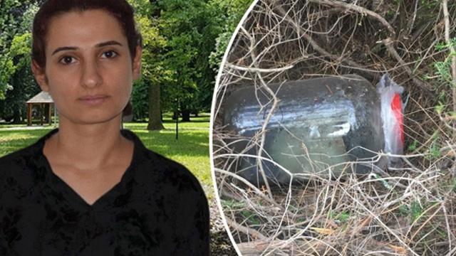 Bombalı eylem hazırlığındaki kadın terörist saldırı planını anlattı! Eylem yapıp Yunanistan'a kaçacaktı