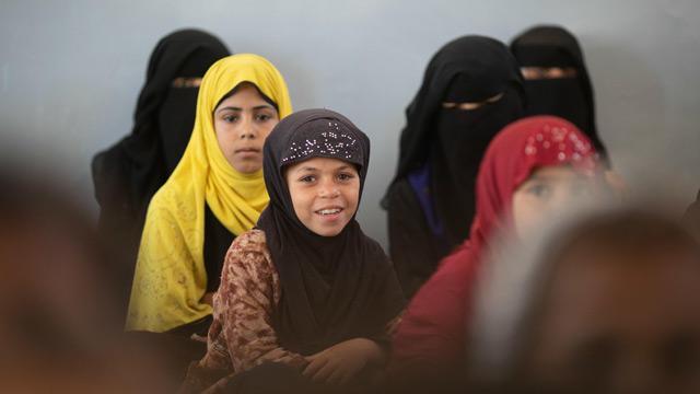 Yemen'de savaştan bu yana 2 milyon kadın göç etti