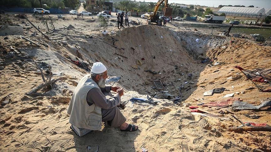Katil İsrail ordusu aynı aileden 8 kişiyi öldürdüklerini itiraf etti