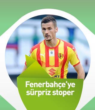Stoper Adnan Kovacevic, Fenerbahçe'ye önerildi