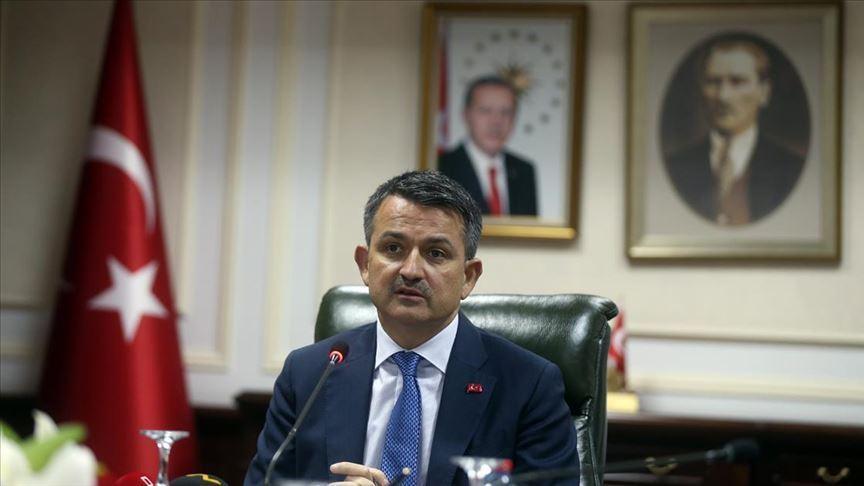 Bakan Bekir Pakdemirli: Kırsala destekte hibe oranı 10 puan artırıldı