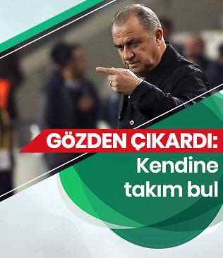 Galatasaray yönetiminden Younes Belhanda'ya: Kendine takım bul