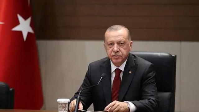 Başkan Erdoğan'dan KKTC mesajı