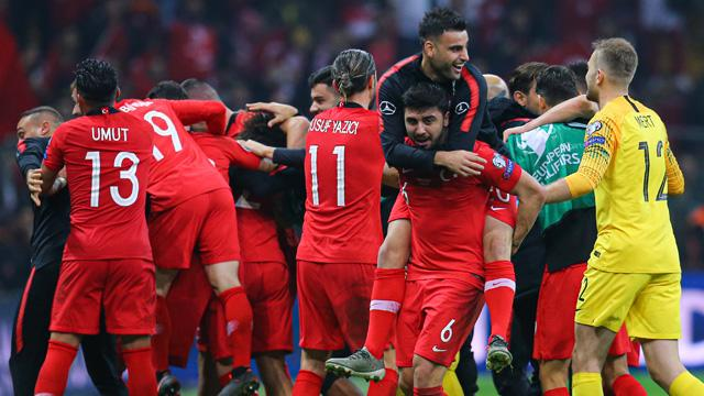 A Milli Futbol Takımımıza dev gelir