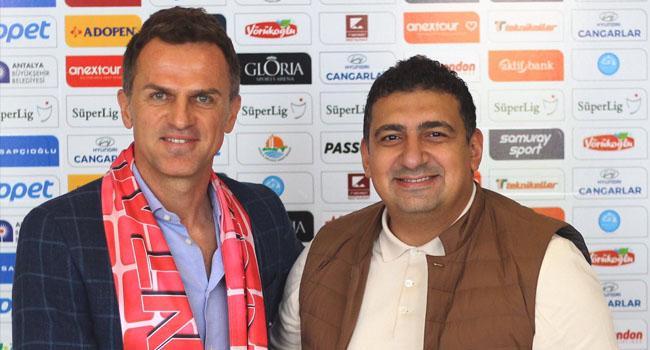 Tomas: Antalyaspor çok daha güzel şeyler hak ediyor
