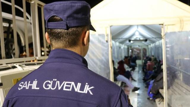 Yunan Sahil Güvenlik ekiplerinin kaçak göçmenlere ateş açtığı iddia edildi