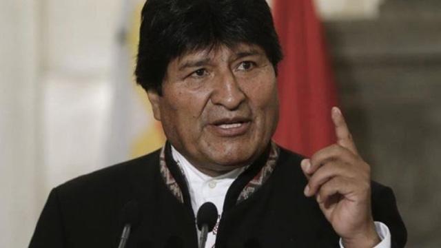 Morales'ten BM ve Katolik Kilisesi'ne arabulucuk çağrısı