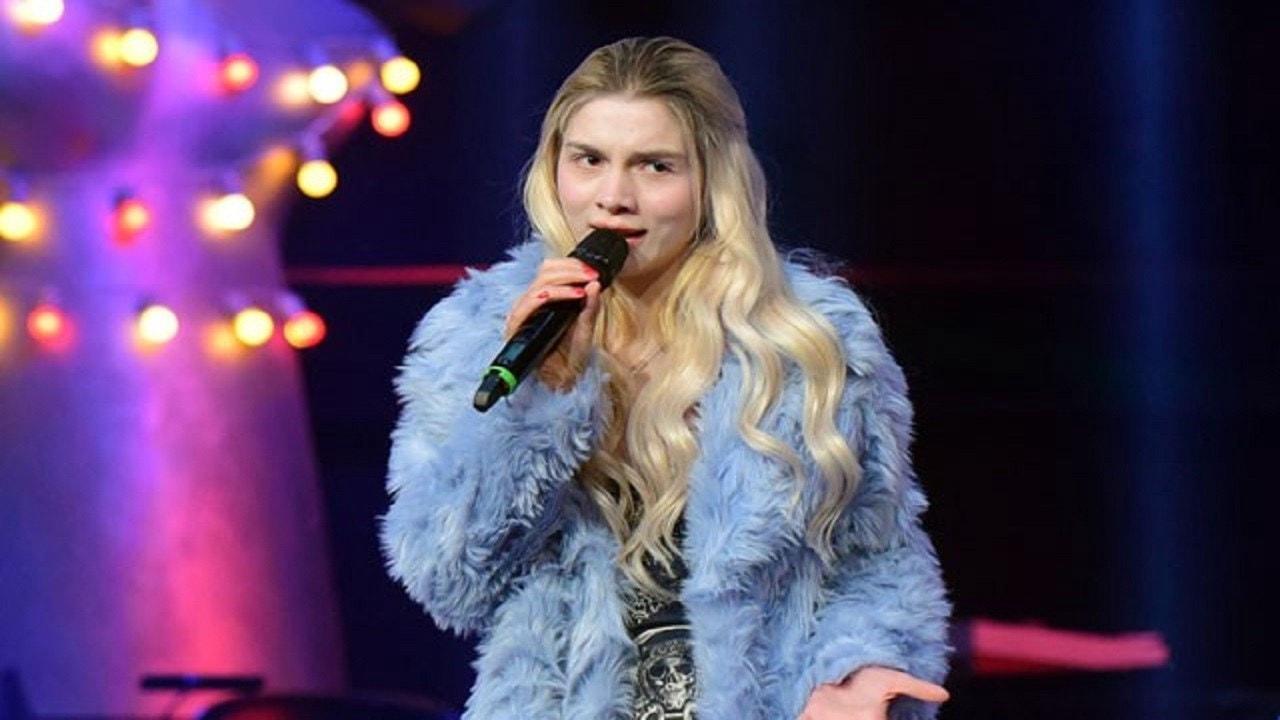 Şarkıcı Aleyna Tilki:Kendime kıyamıyorum!