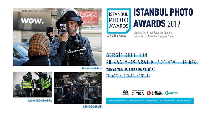 """""""Istanbul Photo Awards 2019"""" fotoğrafları 19 Kasım'da Tokyo'da sergilenecek"""