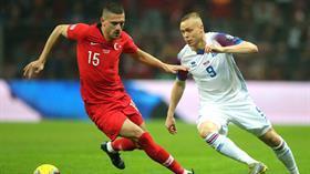 İzlanda maçında 3 dev kulüp tarafından takip edildiği ortaya çıktı