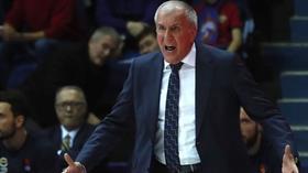 Zeljko Obradovic'in oyuncularına tepkisi olay oldu