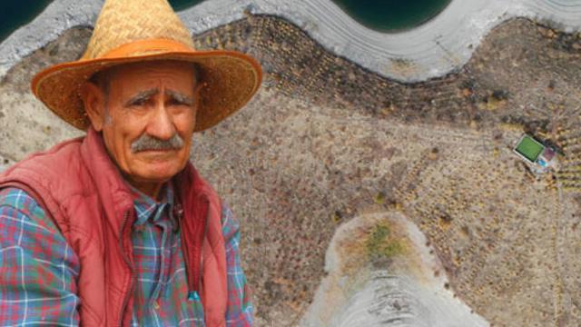 14 yıl önce taşındığı adada tek başına yaşıyor: Bin 700 lira maaşımdan bir şey kalmıyor
