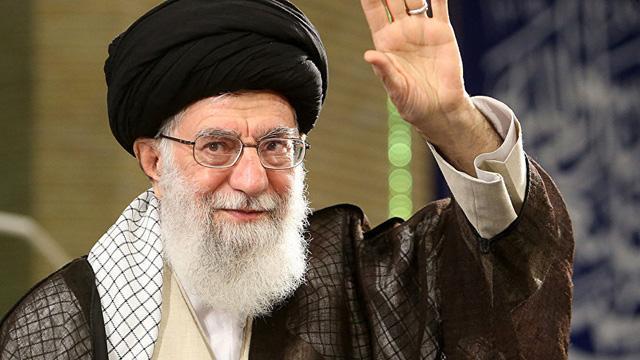İran dini lideri Hamaney: Bu yapılanlar fitnecilerin işi
