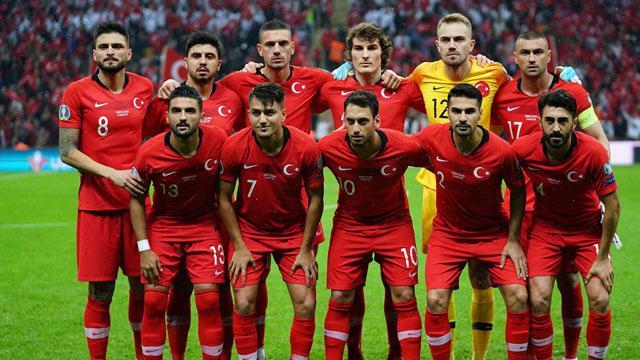 A Milli Takımımız Andorra karşısında! Muhtemel 11'ler...