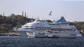 Galataport İstanbul'un kruvaziyer turist sayısını 20 binden 1,5 milyona çıkaracak