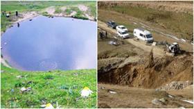 Hazine var diye 12 bin yıllık gölü kurutan iş adamlarının kimliği belli oldu