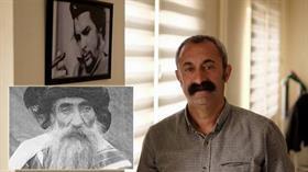 Maçoğlu Mustafa Kemal tarafından asılan Seyit Rıza anmasına katılınca CHP'liler çılgına döndü