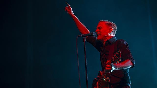 Dünyaca ünlü müzisyen Bryan Adams, İstanbul'da konser verdi