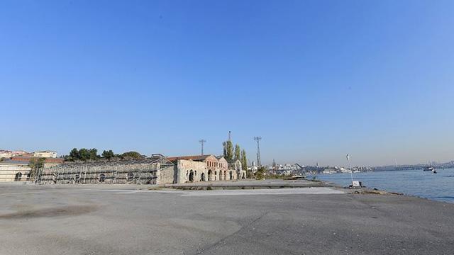 Tersane İstanbul için tarih verildi: 15 bin kişiye iş imkanı sağlanacak