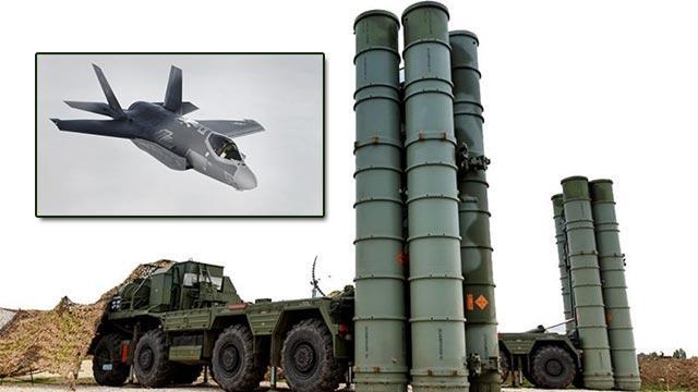 F-35'ler S-400'e karşı uçtu! İsrail'den Patriot'lu 'taktik'
