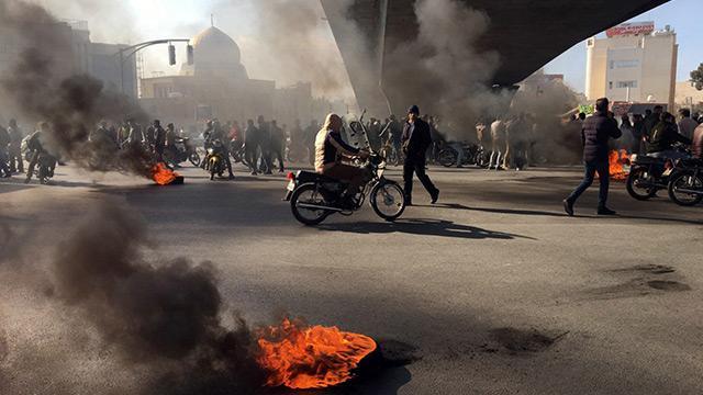 İran'da neler yaşanıyor?