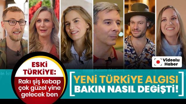 İşte 3 kelimeyle yabancıların gözünden Türkiye