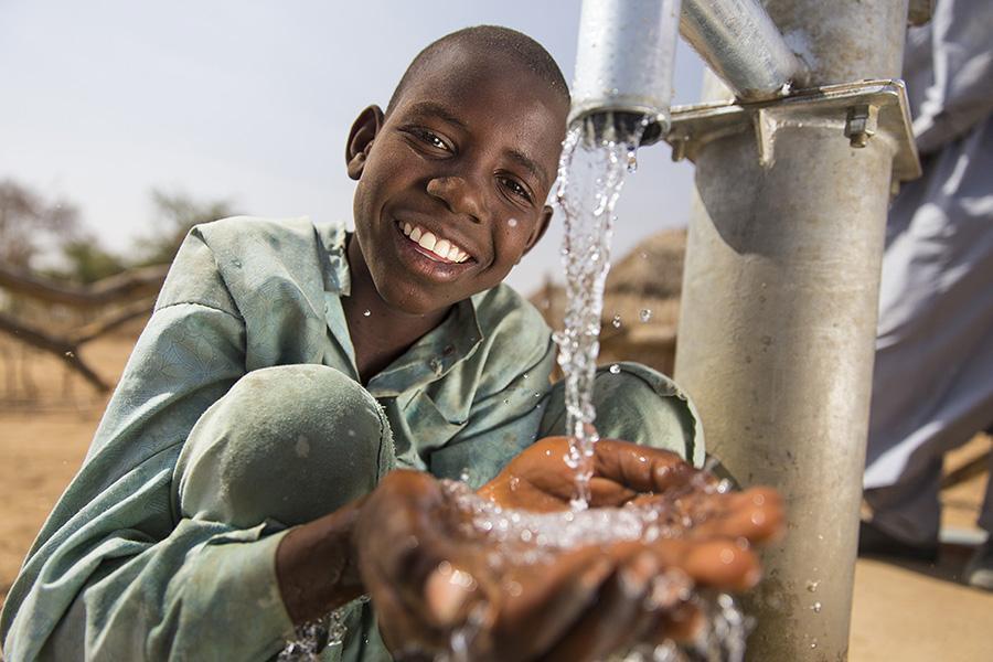 Dünya Yaşlılık Derneğinden Kenya'ya su kuyusu