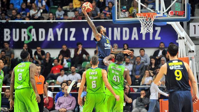Fenerbahçe Beko TOFAŞ deplasmanında yara sardı