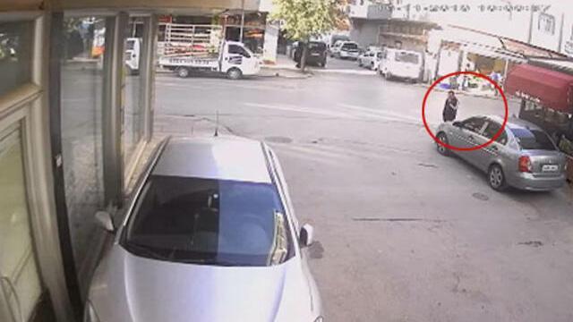 İstanbul Pendik'te 3 kişiyi silahla vurarak öldüren saldırgan katliama böyle gelmiş