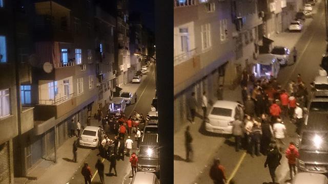 Pendik'te ortalığı karıştıran iddia: Mahalleli sokağa döküldü