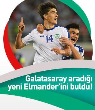 Galatasaray yeni Elmander'ini Rusya'da buldu