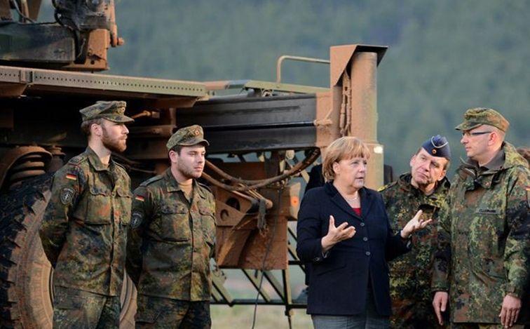 Almanya'da askeri envanterin büyük kısmının görev yapamaz halde olduğu iddiası